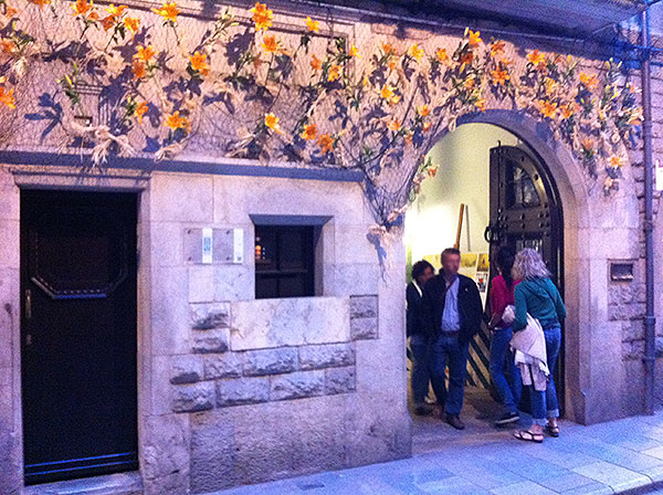 The Rafael Maso Foundation has recovered the house where Rafael Maso, a leading architect of Girona, lived until 1912.